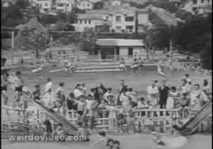Belo Horizante, Brazil - 1949