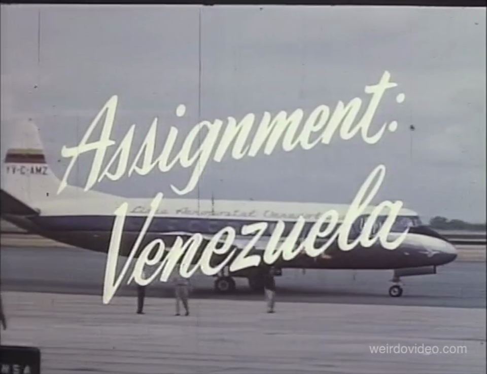 Assignment: Venezuela - 1956