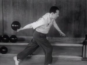 Let's Go Bowling - 1955