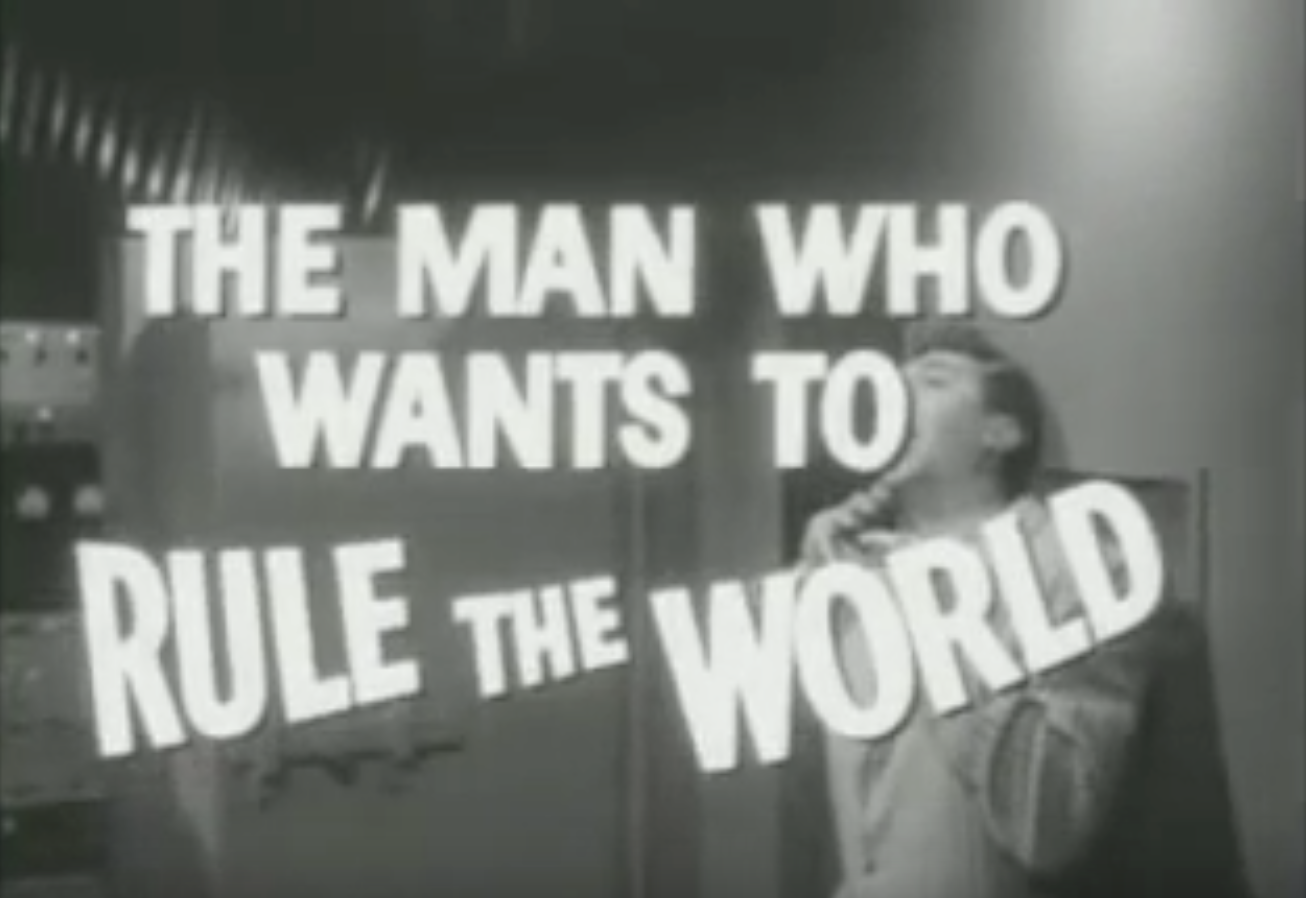 Trailer: The Amazing Transparent Man - 1960