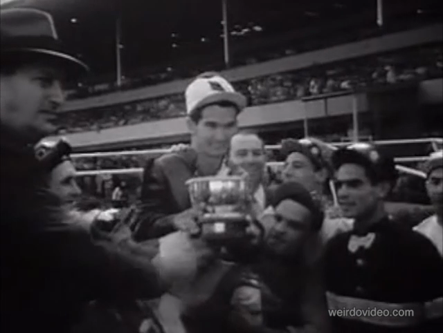 Willie Shoemaker's First Victory - 1951