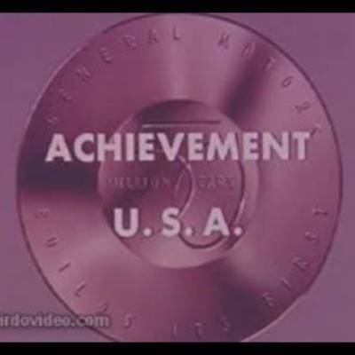Achievement U.S.A. - 1955