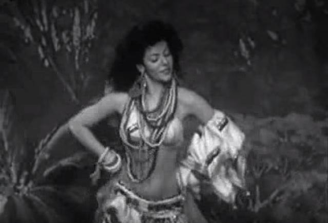 Amalia Aguila: Afro Mood - 1940's