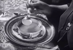 Thanksgiving: Dining Together - 1950