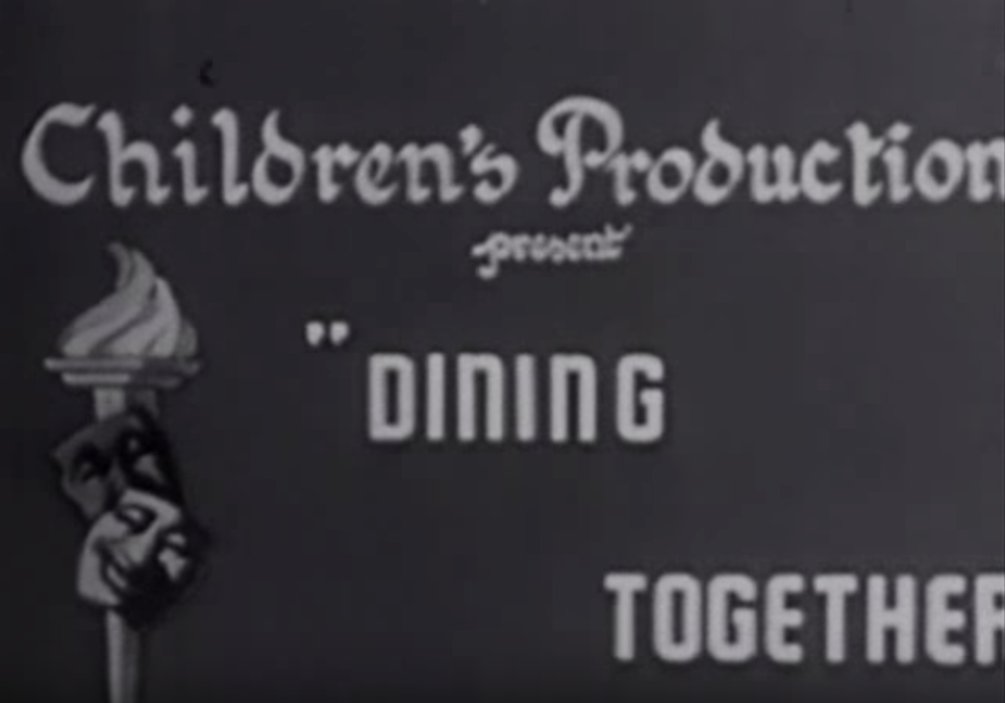 Thanksgiving: Dining Together