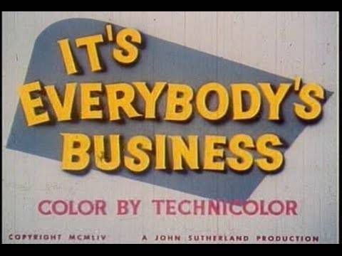 It's Everybody's Business - 1954