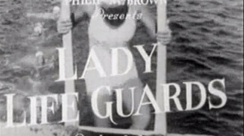 Lady Life Guards - 1930's