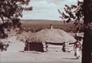 Navajo Canyon Country - 1954