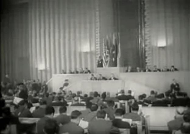Newsreel: Baghdad Pact - 1958