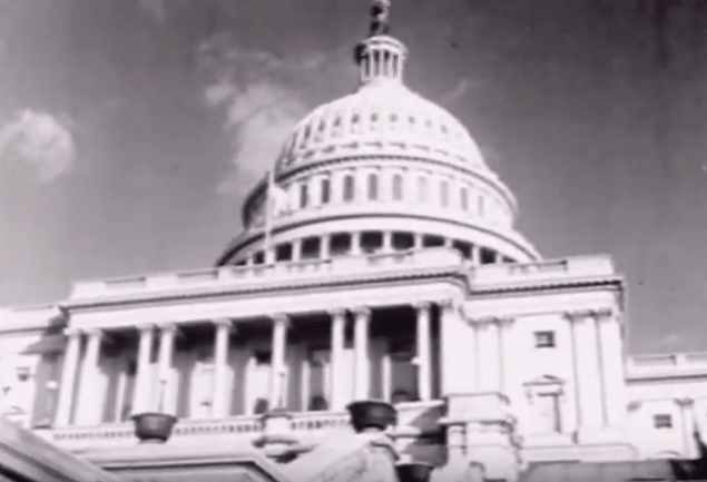 Newsreel: 82nd Congress Opens - 1951