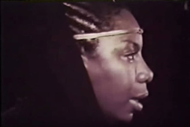 Nina Simone: Four Women - 1970's