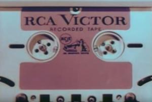 Revolutionary New Triumph in Tape - 1958