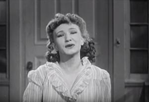 Rosalie Allen: Chime Bells - 1940's