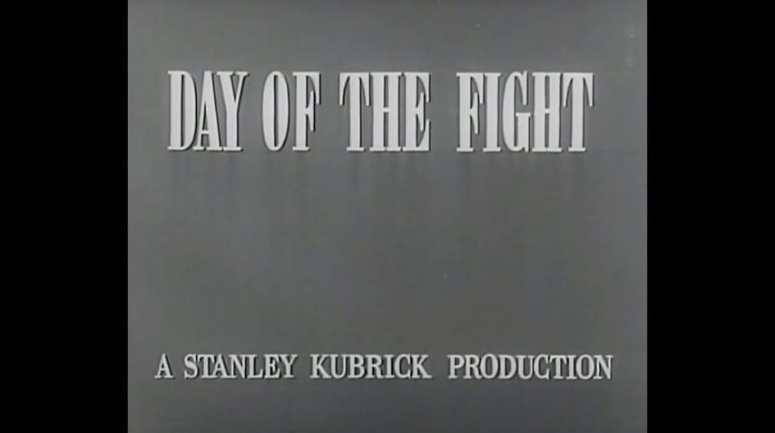 Stanley Kubrick: Day of the Fight [Original Version] - 1951
