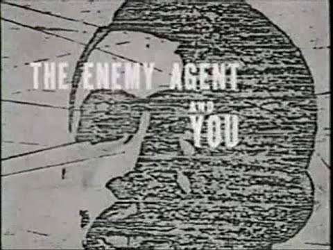 The Enemy Agent & You - 1960's