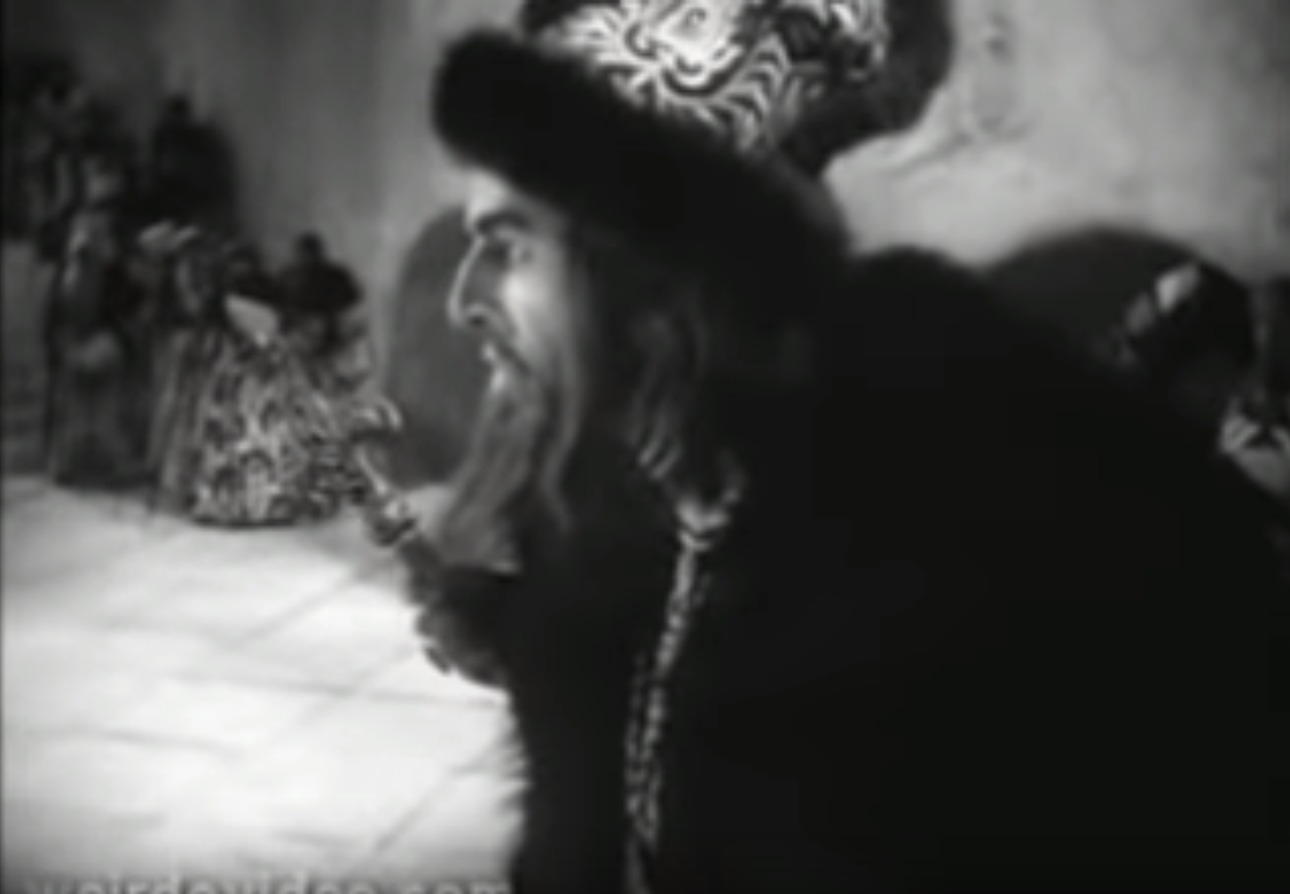 Sergei Eisenstein's Ivan the Terrible trailer - 1944/1958