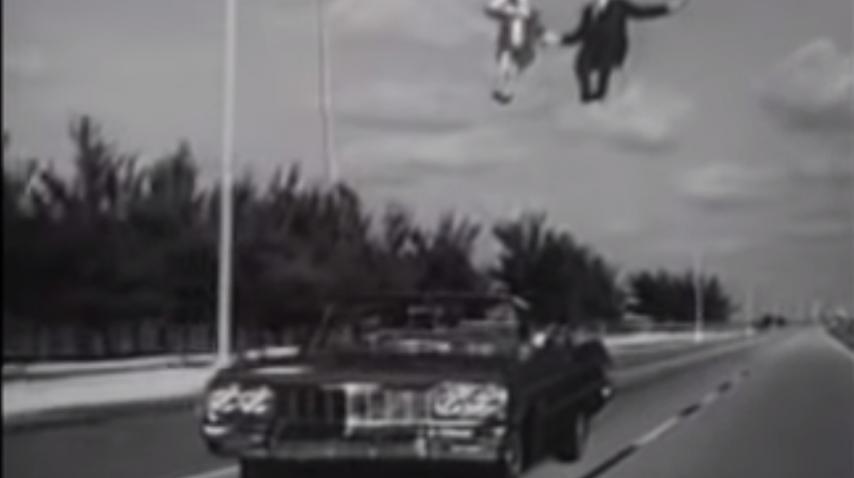 Hertz ... Driver's Seat - 1960's