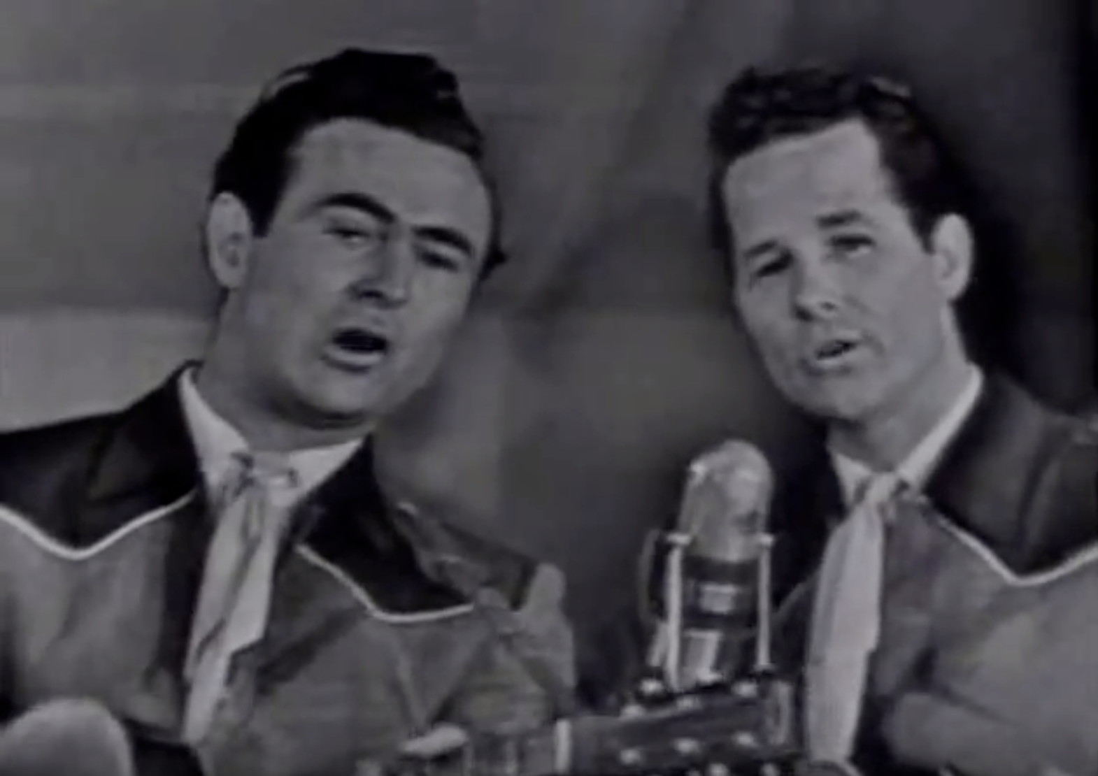 Cliff Crofford & Billy Mize: Tell Him No - 1959