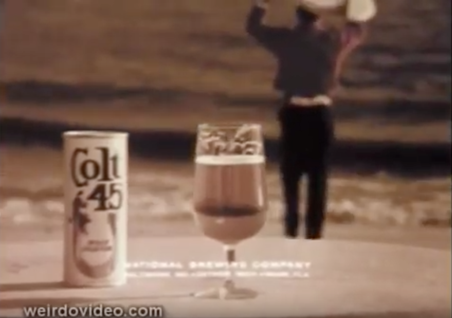 Colt 45 Malt Liquor - 1967