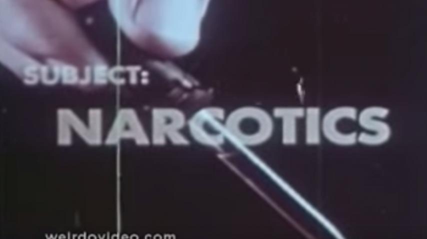 Subject: Narcotics - 1951