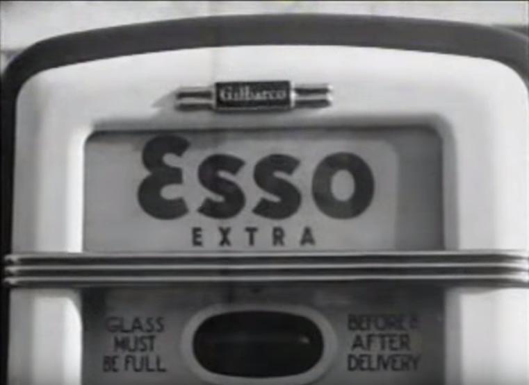 Esso Extra - 1950's