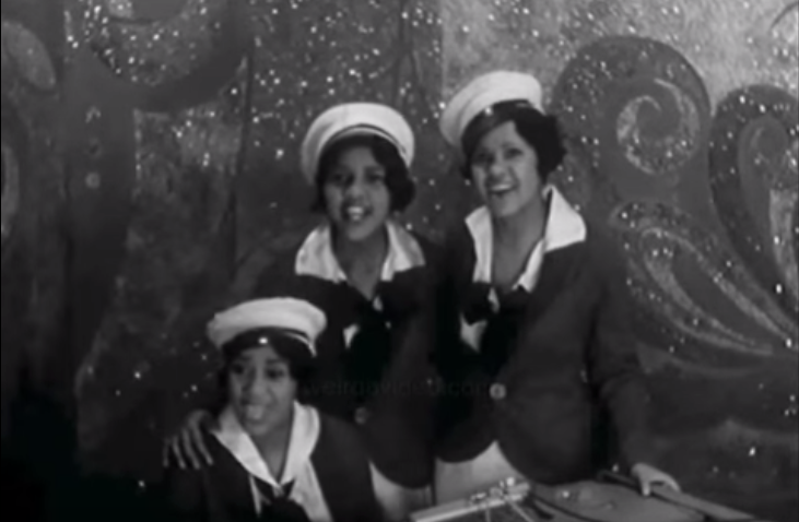 The Brown Sisters: Underneath the Harlem Moon - 1930's