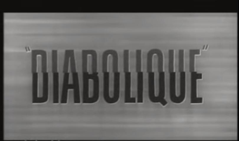 Trailer: Diabolique (1955)