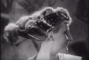 Hair Dress Through The Ages - 1950