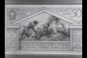 Newsreel: Art in Italy - 1953