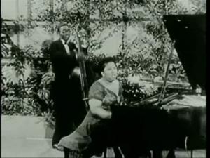 Martha Davis & Her Spouse - 1950's