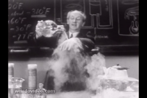 Newsreel: Dr. Heard's Fire Magic - 1953
