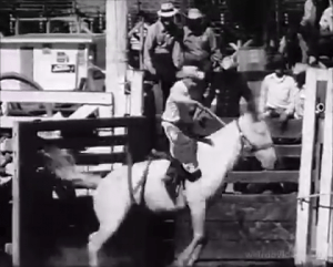 Newsreel: Reno Rodeo - 1950