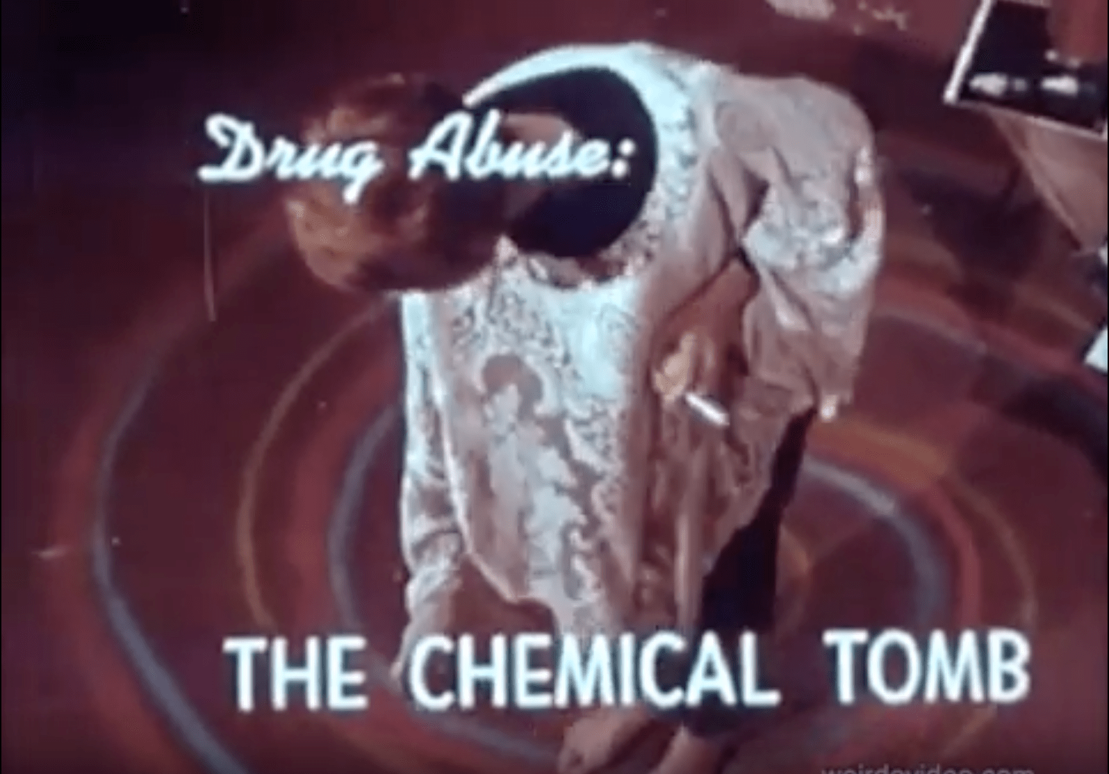 The Chemical Tomb - 1969