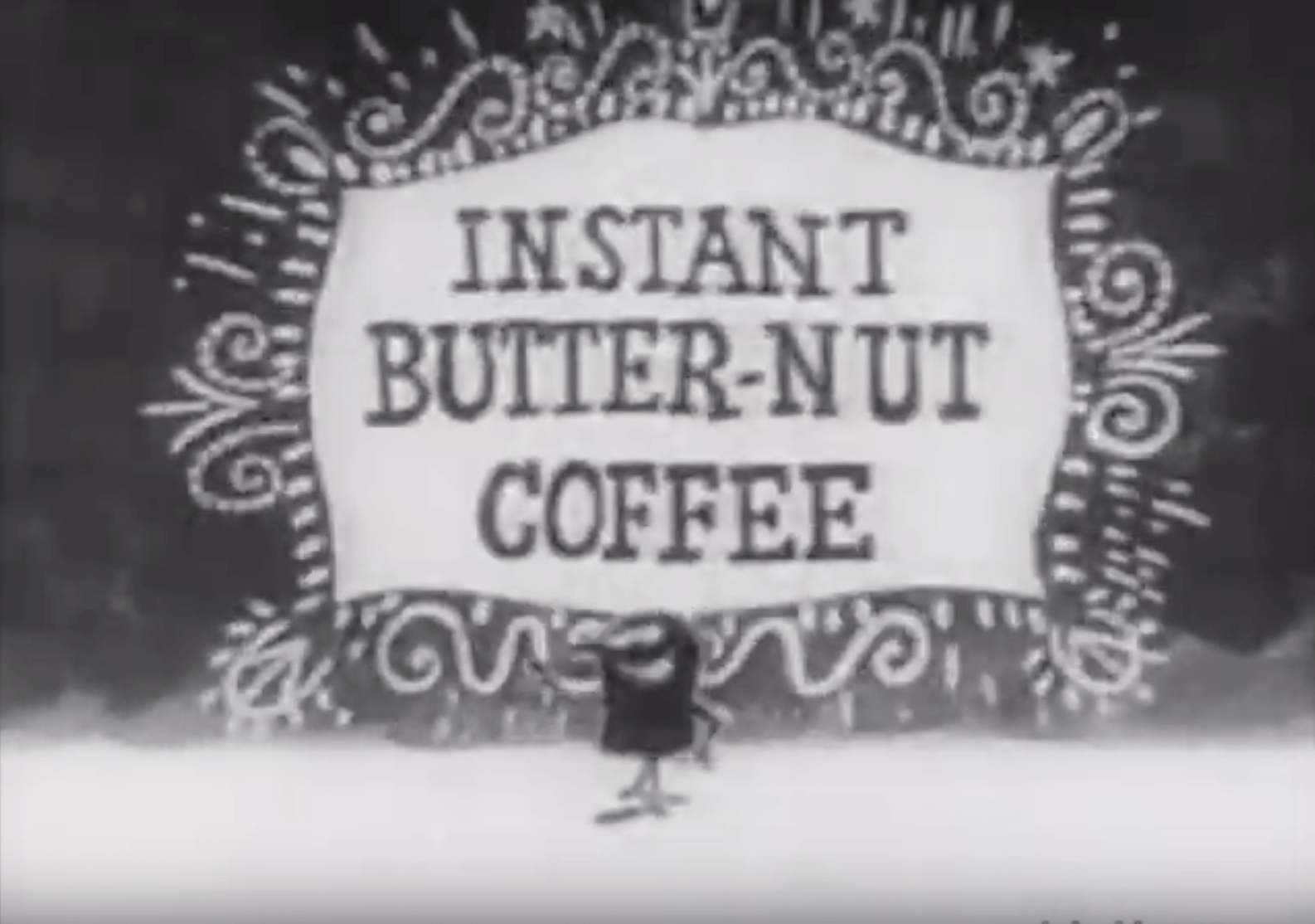 Butternut Coffee - 1967