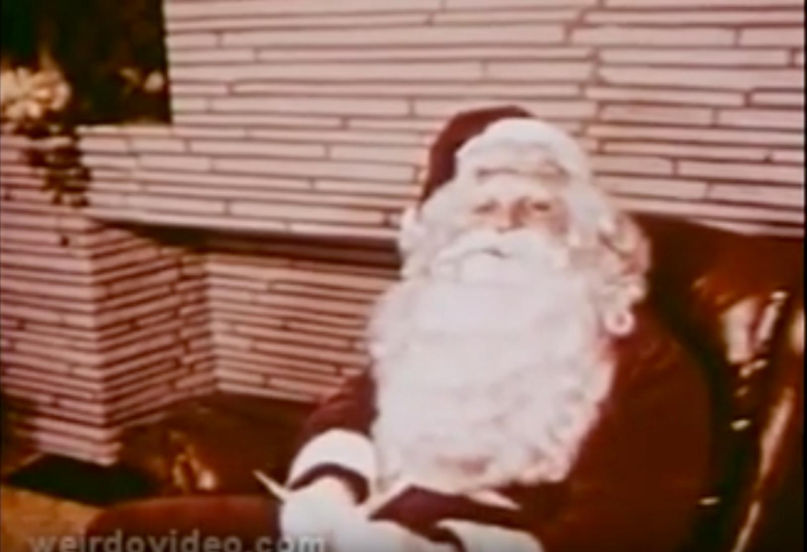 A Visit to Santa - 1953