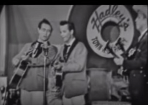 Cliff Crofford & Billy Mize: Waterloo - 1959