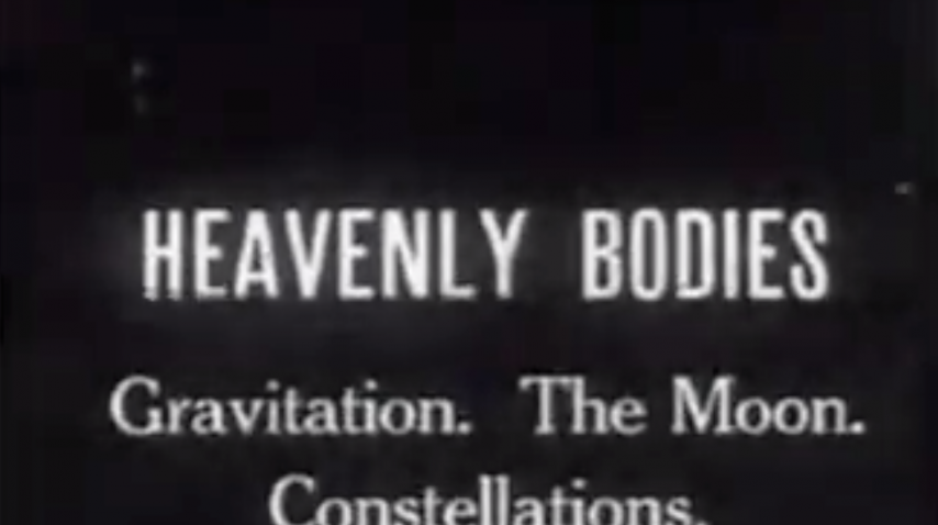 Heavenly Bodies - 1920