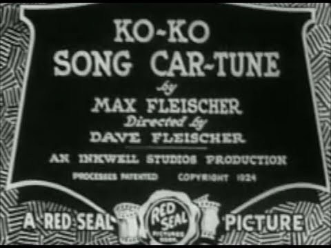Ko-Ko Song Car-Tune: Tramp, Tramp, Tramp - 1924