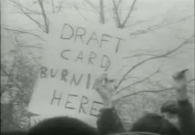 Newsreel: Anti-War March - 1967