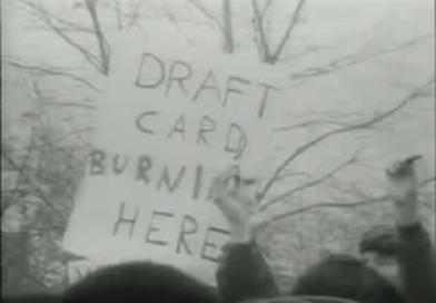 Newsreel: Anti-War March - 1967