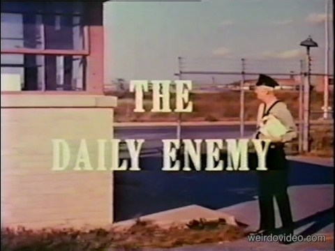 The Daily Enemy - 1960's