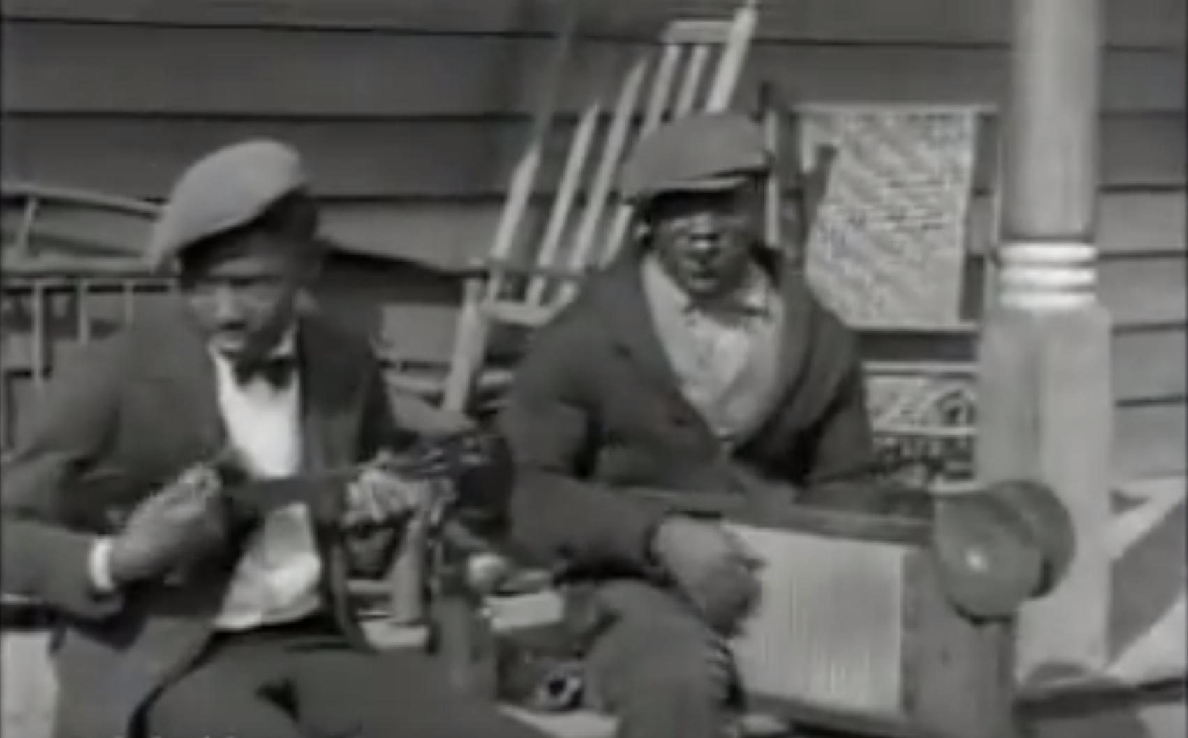 Eddie Thomas & Carl Scott: My Ohio Home - 1928