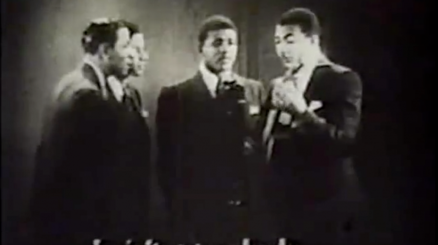 Mills Brothers: I Ain't Got Nobody - 1930's