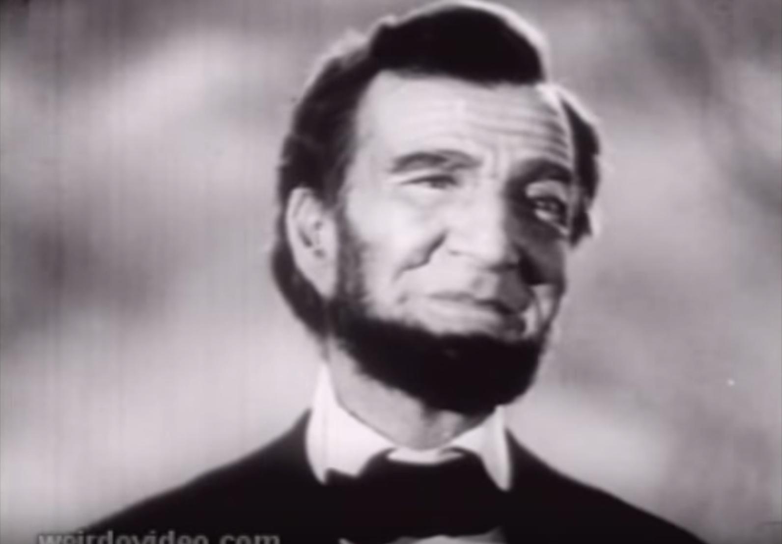 Abraham Lincoln's Gettysburg Address - 1951