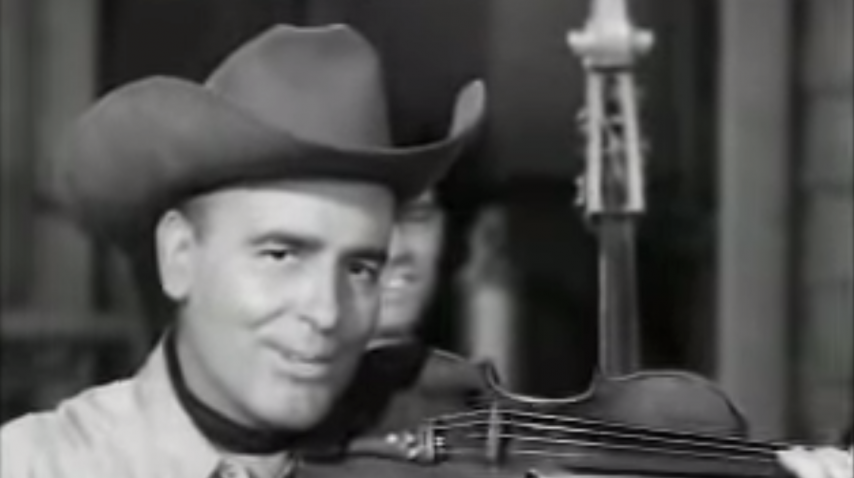 Bob Wills: Fiddlin' Man - 1940's