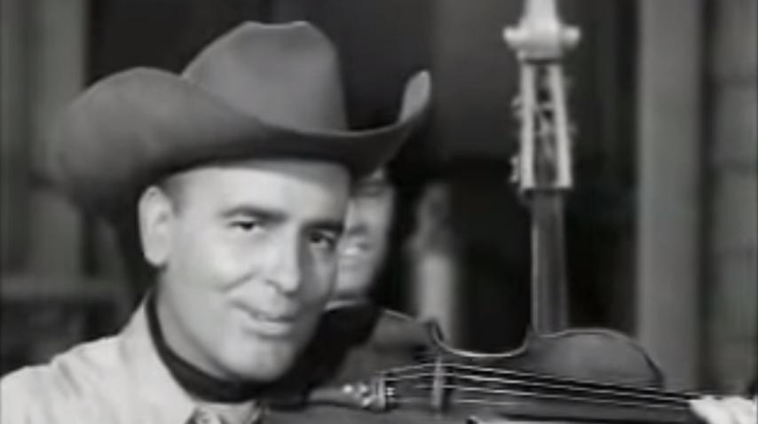 Bob Wills: Fiddlin' Man - 1940's