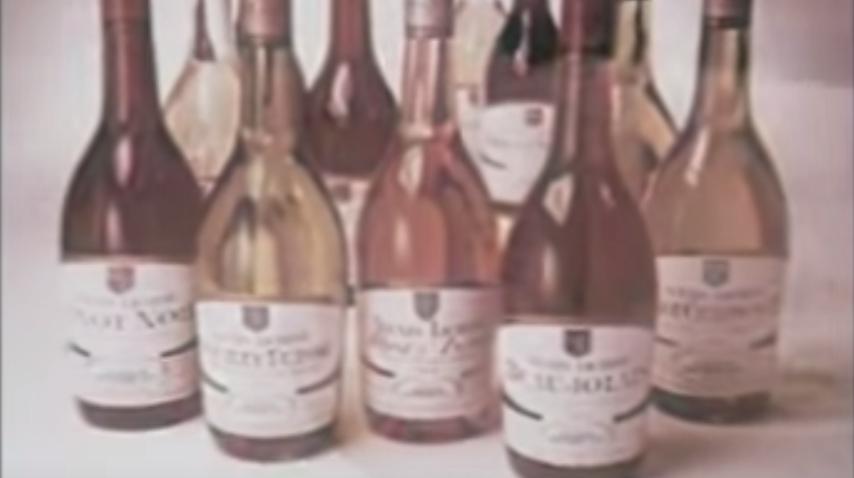 Alexis Lichines Wines - 1970's
