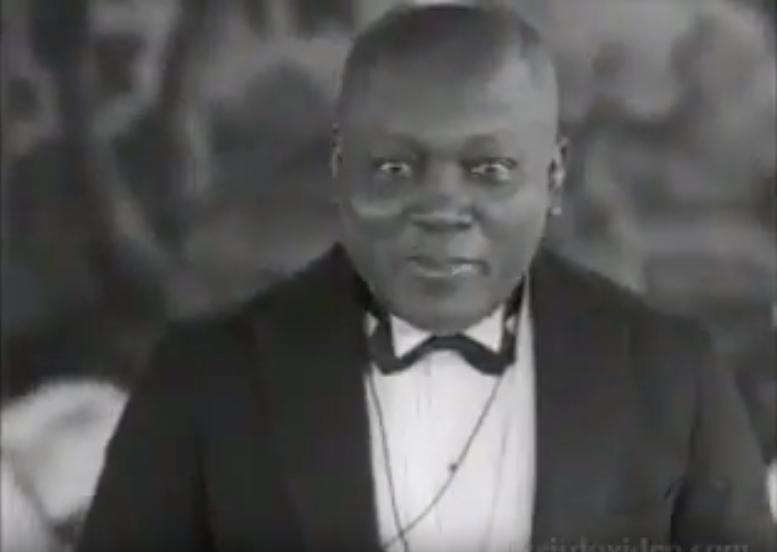 Jack Johnson: Tiger Rag - 1930s