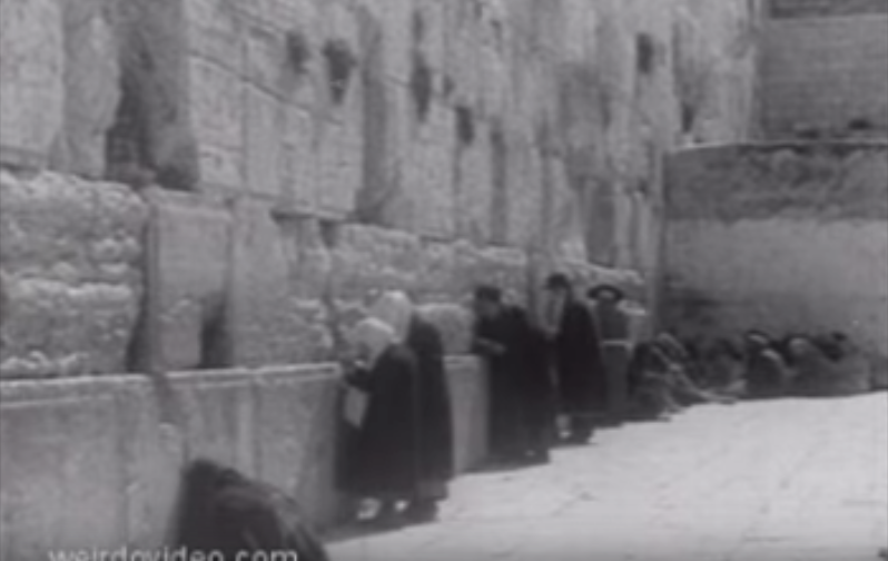 Damascus to Jerusalem - 1936
