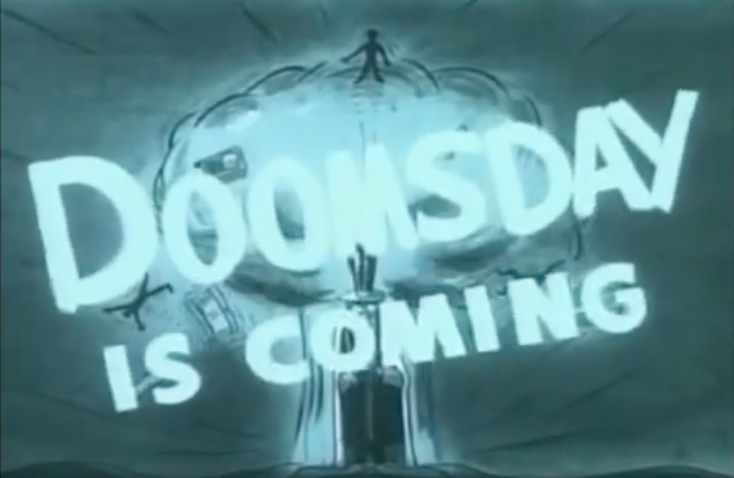 Trailer: Doomsday is Coming - 1950s